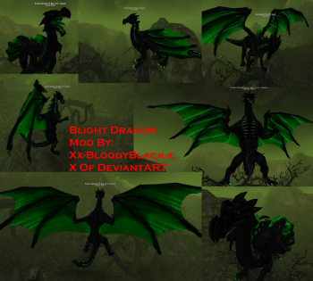 Blight dragon mod on my istaria dragon by kisacrescent-d4pnyb5.png